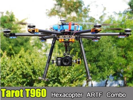 Tarot T960 ARTF Combo