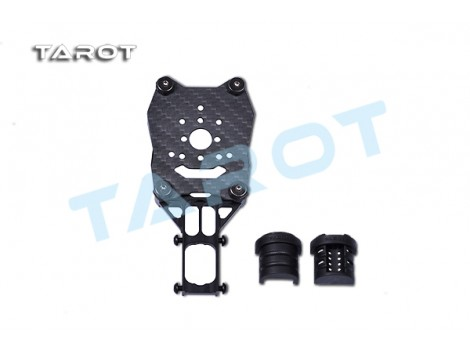 Tarot X8 Suspended Anti-vibration Motor Seat(Black)(TL8X012)