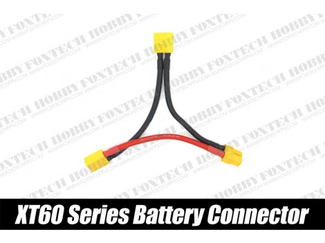 XT60 Series Battery Connector