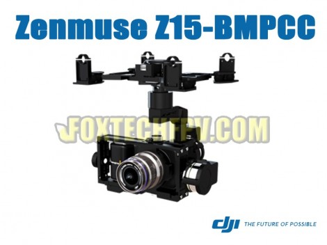 Zenmuse Z15-BMPCC(Free Shipping)