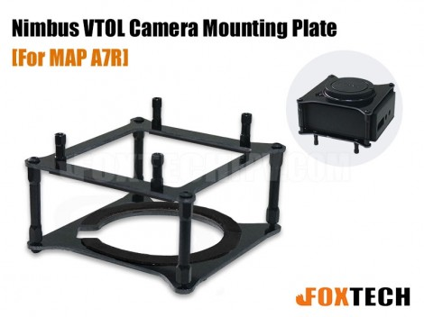 Map-A7R Mounting Plate for Nimbus VTOL