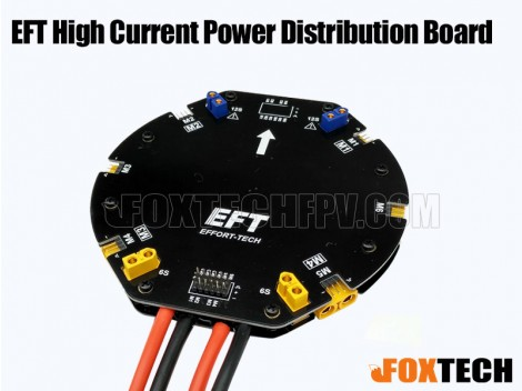 EFT High Current Power Distribution Board