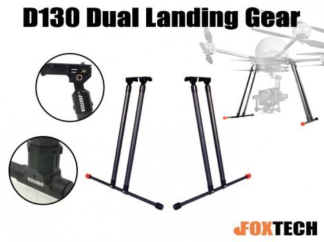 D130 Dual Landing Gear