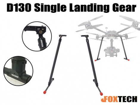 D130 Single Landing Gear