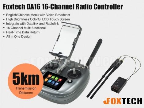 Foxtech DA16 16-Channel Radio Controller