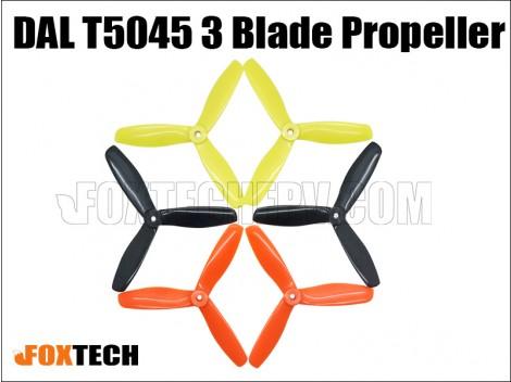DAL T5045 3 Blade Bullnose Propeller