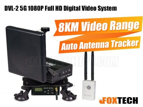 DVL-2 5G 1080P Full HD Digital Video System-Free Shipping