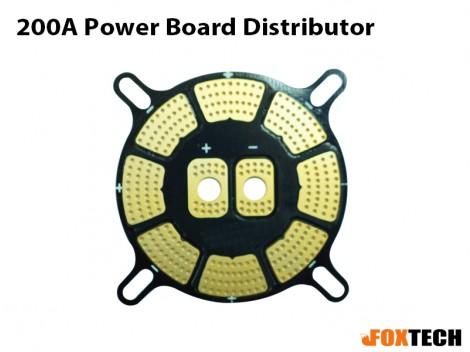 Foxtech 200A Power Board Distributor