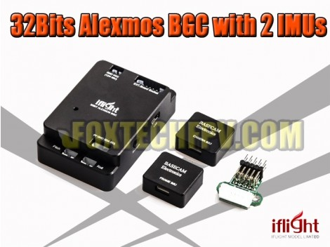 Iflight 32Bits High Current BGC (Alexmos authorised)