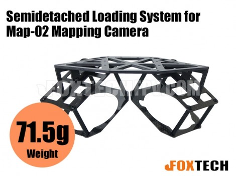 Semidetached Loading System for Map-02 Mapping Camera