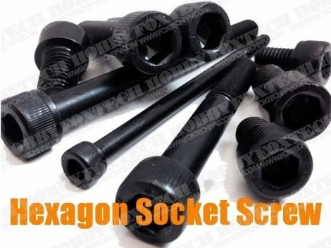 M3x20 12.9 grade Socket Cap Screw