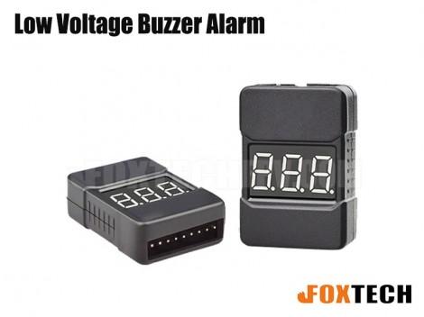 Low Voltage Buzzer Alarm