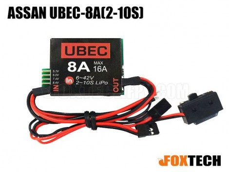 ASSAN UBEC-8A(2-10S)