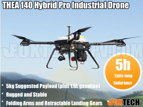 THEA 140 Hybrid Pro Industrial Drone (old version)
