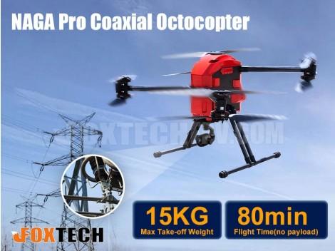 Foxtech NAGA Pro Coaxial Octocopter