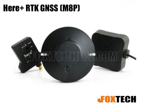 Here+ RTK GNSS Set