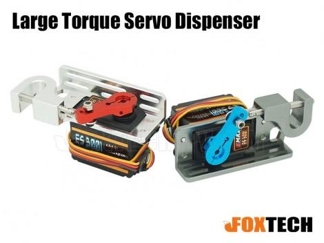 Large Torque Servo Dispenser