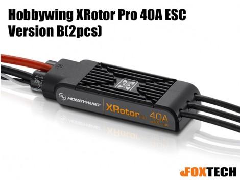 Hobbywing XRotor Pro 40A ESC-Version B(2pcs)