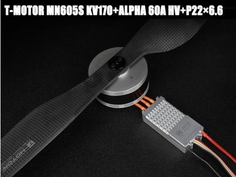 MN605S KV170+ALPHA 60A HV+P22x6.6