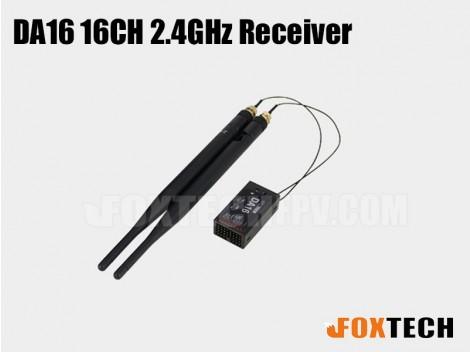 DA16 16CH 2.4GHz Receiver