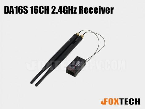 DA16S 16CH 2.4GHz Receiver