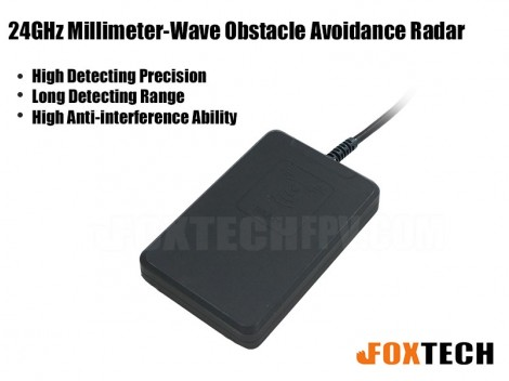 24GHz Millimeter-Wave Obstacle Avoidance Radar
