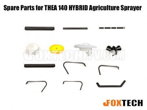 Spare Parts for THEA 140 HYBRID Agriculture Sprayer