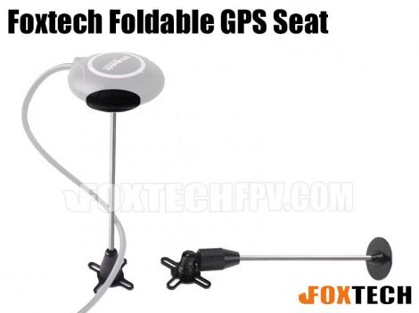 Foxtech Foldable GPS Seat(Black)