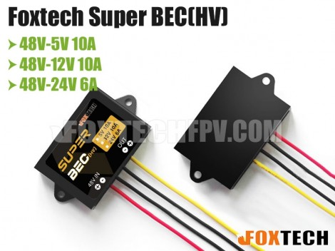 Foxtech Super BEC(HV)