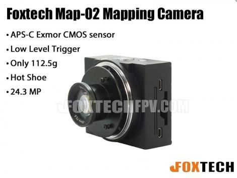 Foxtech Map-02 Mapping Camera-Free Shipping
