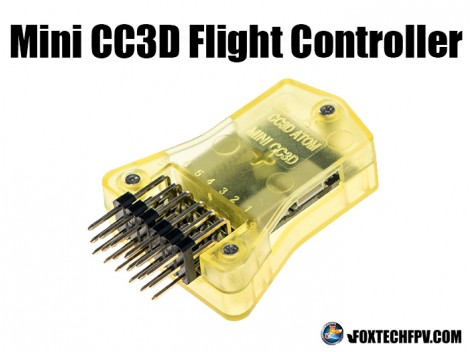 Mini CC3D Flight Controller