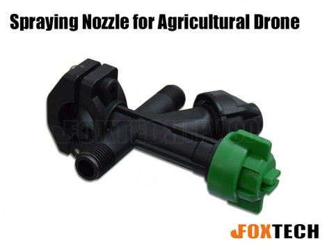 Spraying Nozzle for Agricultural Drone