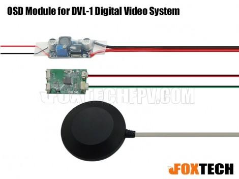 OSD Module for DVL-1 Digital Video System