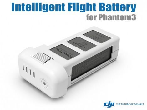 Phantom3-Intelligent Flight Battery(P3-Part12)