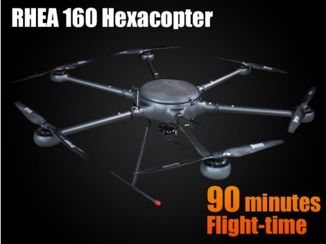 RHEA 160 Hexacopter