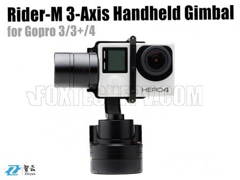 Zhiyun Rider-M 3-Axis Handheld Gimbal for Gopro 3/3+/4