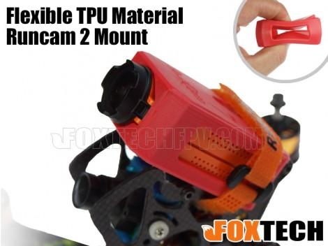 Flexible TPU Material Runcam 2 Mount