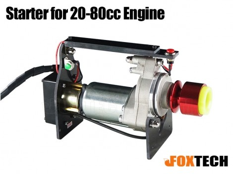 Starter for 20-80cc Engine
