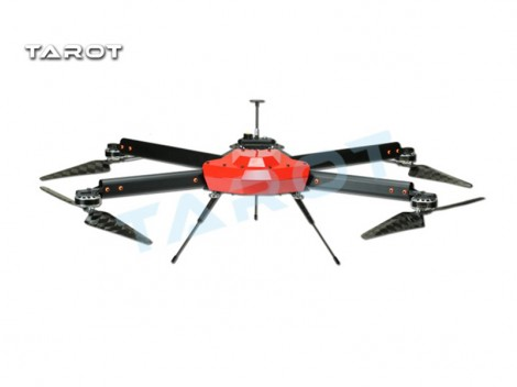 Tarot Peeper I Long Flight Time Quadcopter Combo(TL750S1)