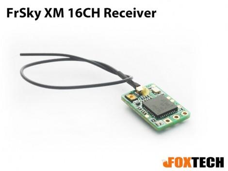 FrSky XM 16CH Receiver