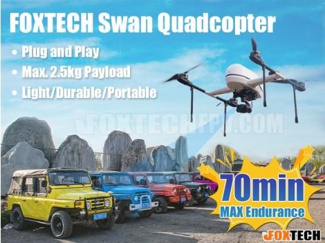 Foxtech Swan S-720 Quadcopter