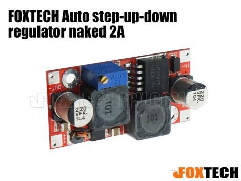 FOXTECH Auto step-up-down regulator naked 2A