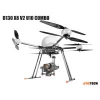 Foxtech D130 X8 V2 U10 Combo