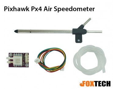 Pixhawk Px4 Air Speedometer
