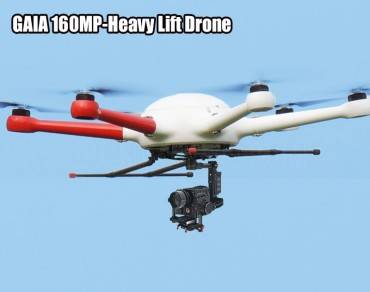GAIA 160MP-Heavy Lift Drone ARF Combo