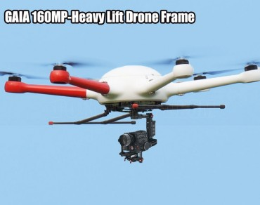 GAIA 160MP-Heavy Lift Drone Frame