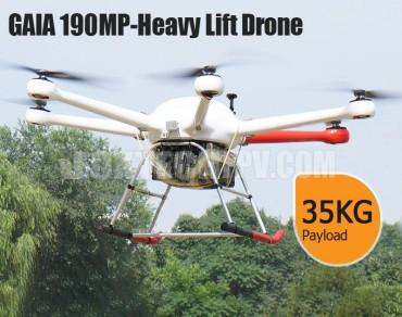 GAIA 190MP-Heavy Lift Drone