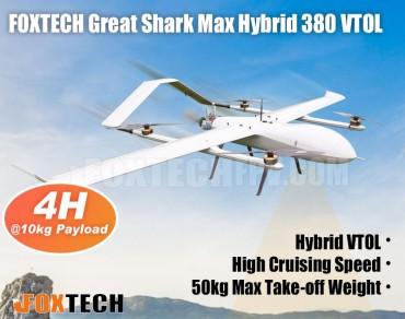FOXTECH Great Shark Max Hybrid 380 VTOL