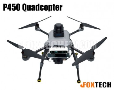 P450 Quadcopter