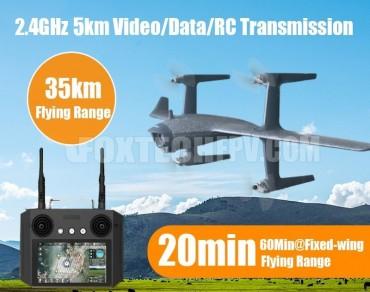 H-WING Pro VTOL FPV Flying Wing RTF Package